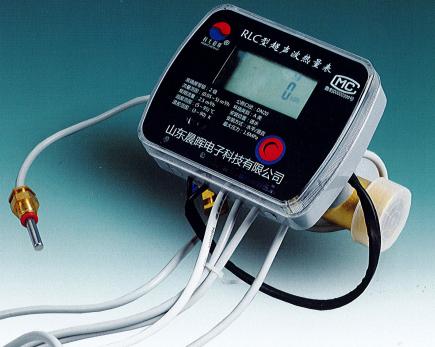 RLC型超聲波熱量表(用戶型
